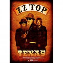 Zz Top - Little Ol' Band From.. .. Texas